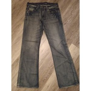 Buffalo jeans size 33x34